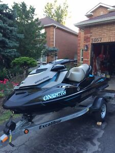 2016 Seadoo GTI 155 limited for sale