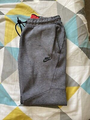 Nike Tech Fleece Joggers Grey - Small