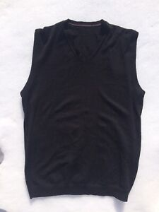 Men's XL wool vest
