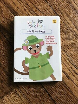 Baby Einstein: World Animals (DVD, 2002)