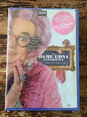 BBC Video DVD Set | DAME EDNA, ABSOLUTELY FABULOUS | ***New & Sealed***