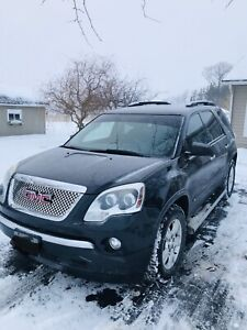 2009 ACADIA SUV, SAFETY CERTIFIED READY TO DRIVE HOME