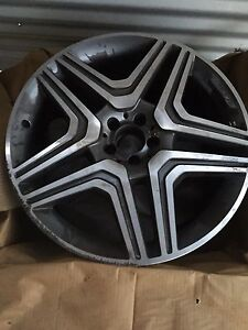 Mercedes AMG rims X 2 Galston Hornsby Area Preview