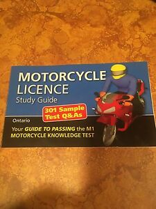 Motorcycle study guide