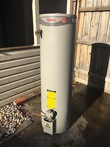 Rheem 135L Gas Storage Hot Water Heater Elwood Port Phillip Preview