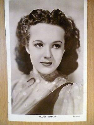 1930s Vintage Picturegoer POSTCARD - Peggy Moran