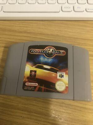 Roadsters N64 - Nintendo 64 - UK - PAL
