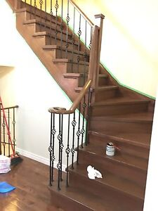 Classic stairs 416-457-4624 Stratford Kitchener Area image 7