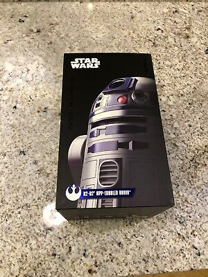 Star Wars R2 D2 App Enabled Droid By Sphero R201   Brand New