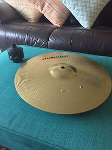 """Jobeky Real Feel 14"""" HiHat E-Cymbal w/HiHat Controller/Free Postage Ingleburn Campbelltown Area Preview"""
