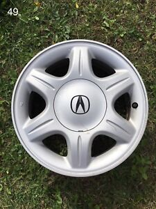 "4 Mags 16"" ACURA CL/ Honda Accord (4x114.3)"