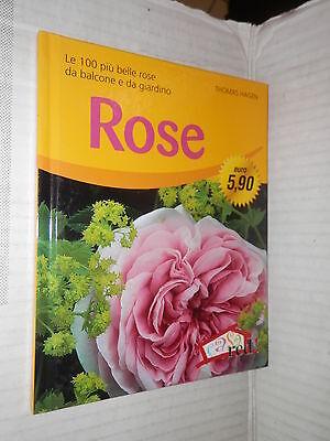 Belle Rose Geldbörse (ROSE Le 100 piu belle rose da balcone e da giardino Thomas Hagen Casa Red 2007)
