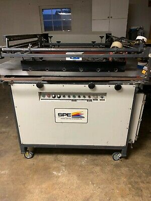 Silk Screen Press