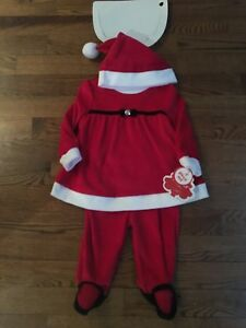 3 Piece Baby Christmas Outfit (New w/ Tags)
