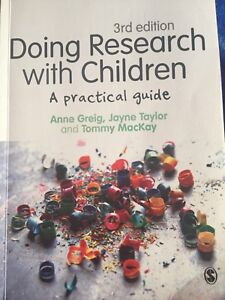 HUMA 3695- Doing Research with Children
