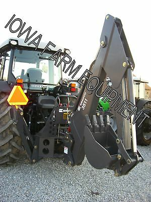 Bradco 3511b 3point Tractor Backhoe Cihjohn Deerekubotanew Hollandmassey F