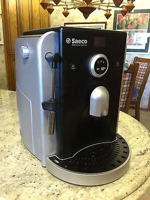 SAECO ESPRESSO ITALIANO FULLY Robot-like Espresso, CAPPUCCINO & Coffee MACHINE