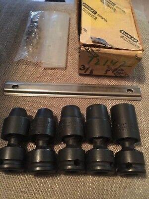 Proto 38 Drive 5 Piece Universal Impact Socket Set - 6 Point 72142