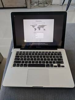 MacBook Pro (13 inch late 2011) with 128gb SSD