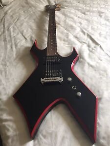 BC Rich Warlock Electric Guitar Narangba Caboolture Area Preview