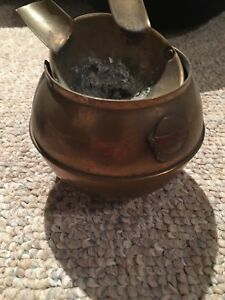 Antique ash tray