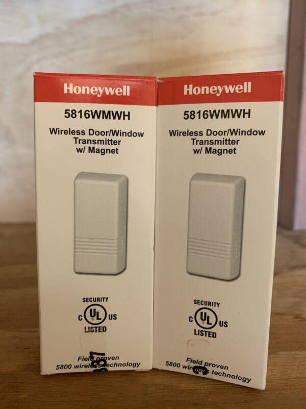 Honeywell 5816 wireless door/window sensors - lot of 10