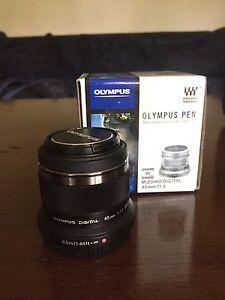 Olympus 45mm f1.8 prime lens Mount Helena Mundaring Area Preview