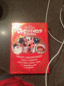 Christmas classics DVD and CD