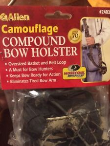 Compound Bow Holster