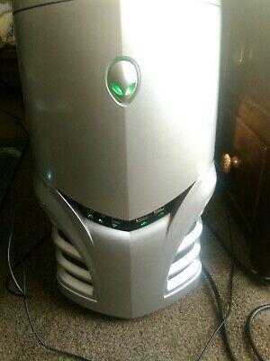 Alienware Area 51 Retro Gaming PC (RARE) Dual Core E8500 4GB 1TB GeForce 8800GTX