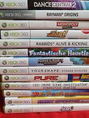 Microsoft Xbox 360 Spiele [zum selbst auswählen] Spiel Games