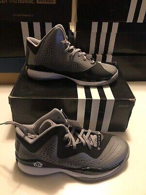 BRAND NEW Adidas  D ROSE 773 III Men's Basketball Shoes SIZE 7 Slvr/Blk C75724