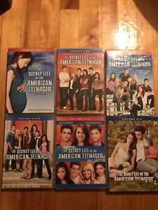 The secret life of the American Teenager DVD