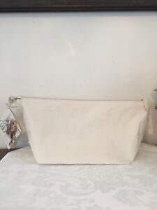 DKNY Donna Makeup Cosmetic Bag Clutch Purse Case