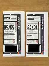 Acdc tickets for Melbourne 6th of December Campbell North Canberra Preview
