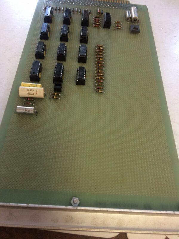 USED QAO075400 A ,BEEP CONTROL    PCB BOARD,CV