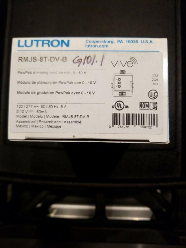 Lutron POWPAK Dimming Module RMJS-8T-DV-B - Overstock