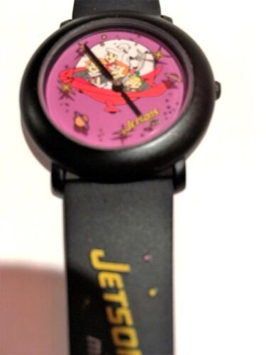The Jetsons The Movie Character Watch 1990 George Judy Jane Elroy Astro