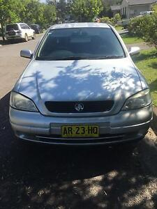 2002 Holden Astra Hatchback Buff Point Wyong Area Preview