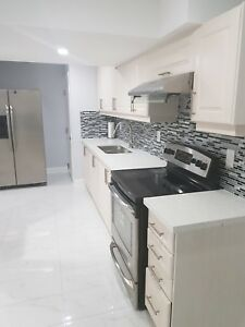 ****Brand New legal 2 Bedroom Basement On Rent *******