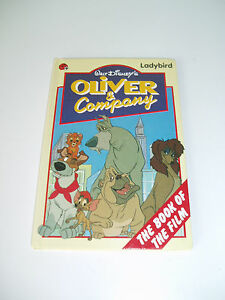 Vintage-ladybird-book-Oliver-Company