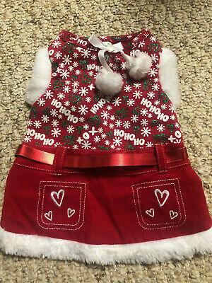 EUC - Wag-a-tude Christmas Ornament Holiday Dog Dress Small  for sale  Woodstock