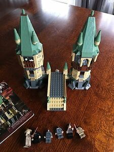 Lego Harry Potter castle 4867