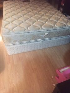 Beauty rest queen mattress&boxspring free delivery