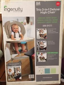 High chair - New in box