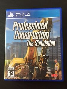 Professional Construction The Simulation