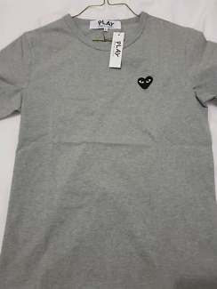 CDG Comme Des Garcons Play Tee T-Shirt