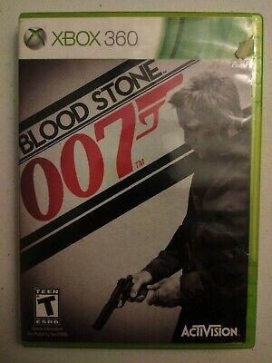 James Bond 007 Blood Stone - Xbox 360