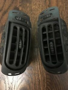 GM dash vent covers