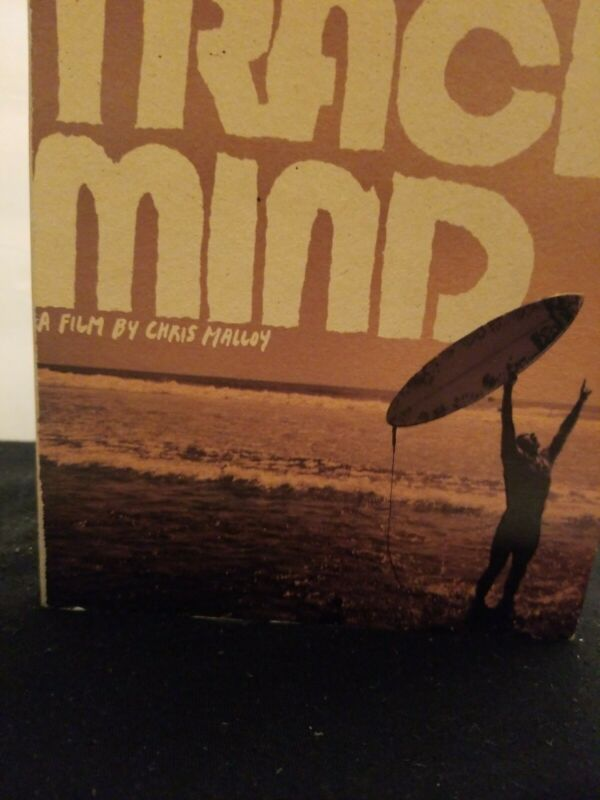 One Track Mind Dvd Surf Film By Chris Malloy
